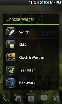 EZ Switch Widget