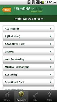 UltraDNS Mobile v1.2