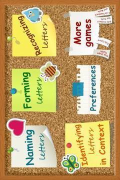 儿童字母学习