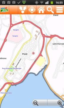 Cape Verde Offline mappa Map