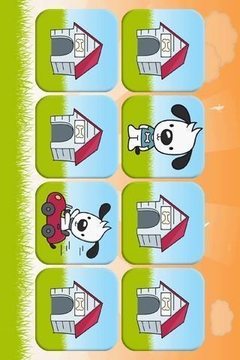 儿童记忆游戏精简版