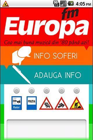欧洲交通信息广播