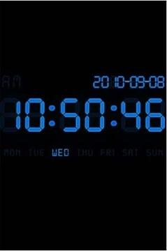 XDA 电子时钟