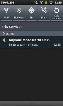 Airplane Mode: TIMED! FREE