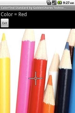 ColorFind标准