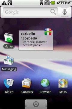 法语 - 意大利