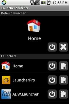 Launcher Switcher
