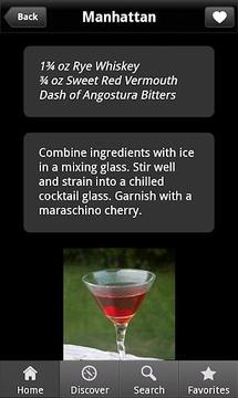 iBartender Drink Recipes
