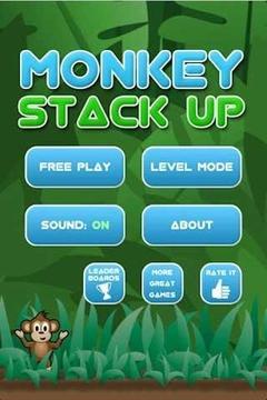 堆叠猴子 Monkey Stack