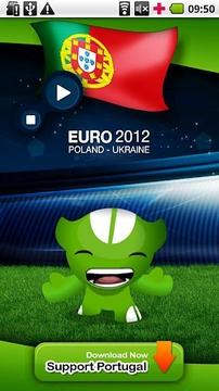 EURO 2012 PORTUGAL Anthem
