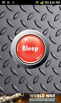 Bleep: The Red Button