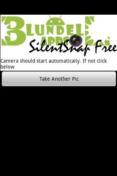 SilentSnap Camera Free
