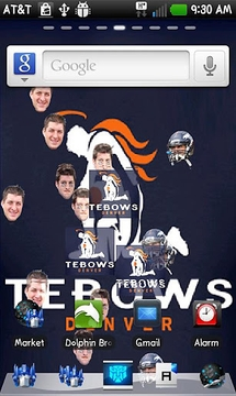Tim Tebow Live Wallpaper