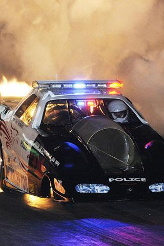 极速赛警车