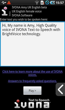 IVONA Amy UK English beta