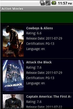 Action Movies Online