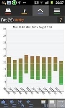 i7 Weight Tracker Free