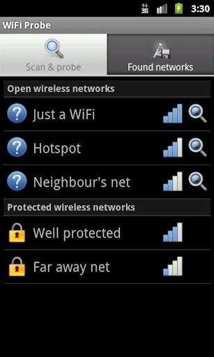 WiFi Probe