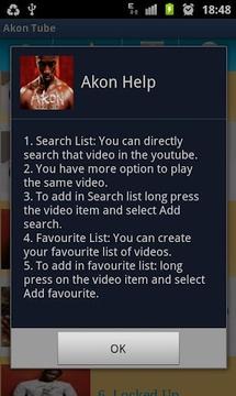 Akon Tube