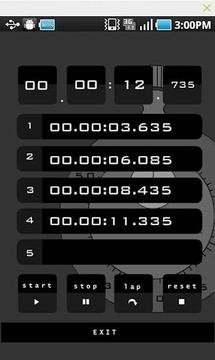 推荐 LAP!秒表(秒表)