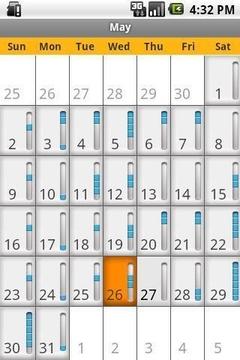 Fliq日历