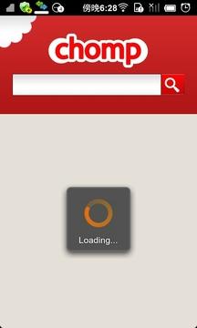 Chomp手机软件搜索引擎