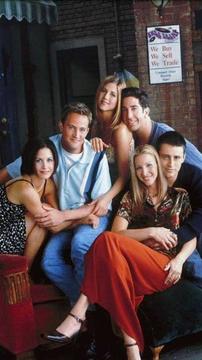 Friends学英语(第一季)