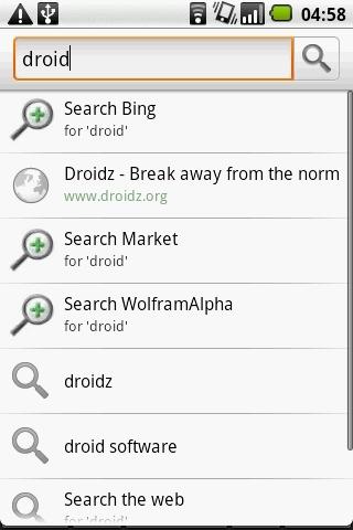 多种搜索工具