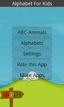 Kids Animal ABC Alphabet