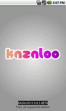 kazaloo - 聊天和照片