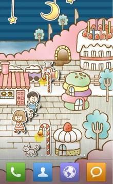 糖果店动态壁纸
