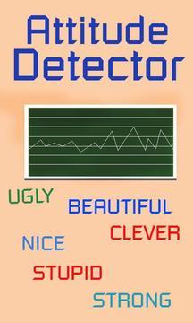 Attitude Detector