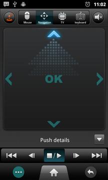 智能电视敏捷遥控器—移动客户端