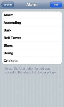 iPhone铃声