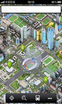 都市圈地图