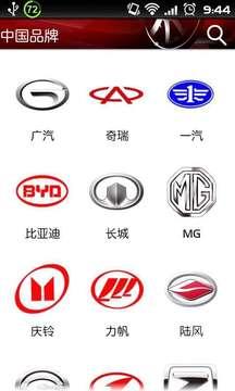 汽车品牌图鉴