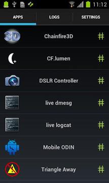 SuperSU 权限管理升级器