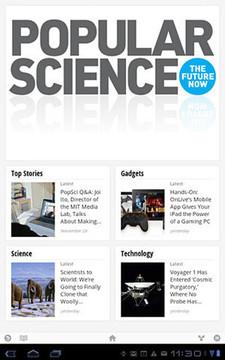 Google电子杂志