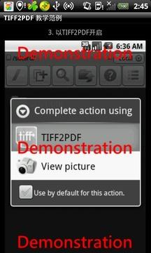 TIFF2PDF