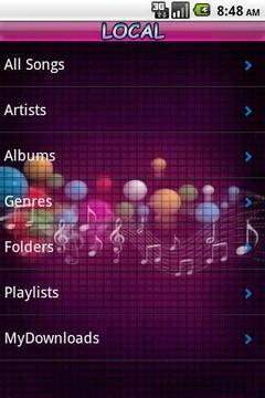 MP3音乐播放器