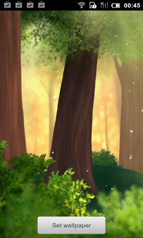 森林故事-梦象动态壁纸