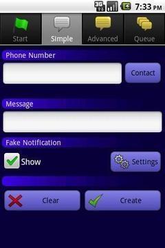 短信伪造器