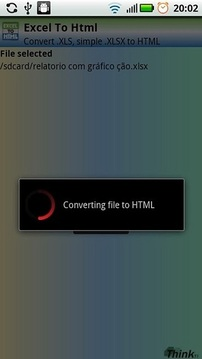 Excel到网页的HTML