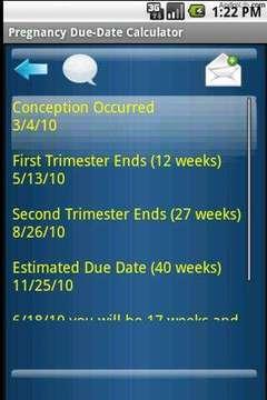 怀孕生产期计算器