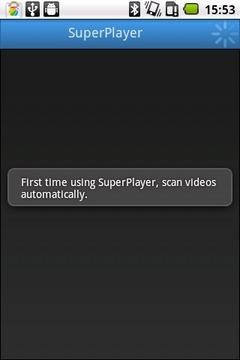 SuperPlayer视频播放器