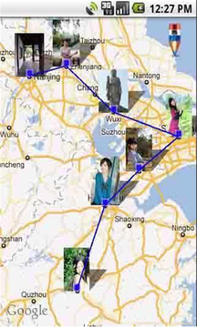 位置相机 GPSCamera