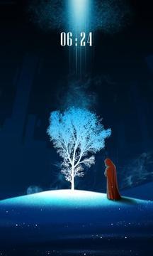 生命之树-锁屏精灵