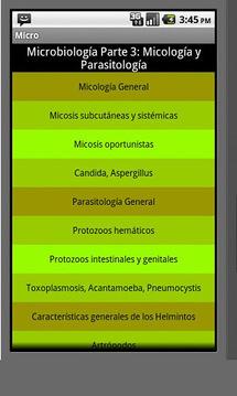 Micologia y Parasitologia