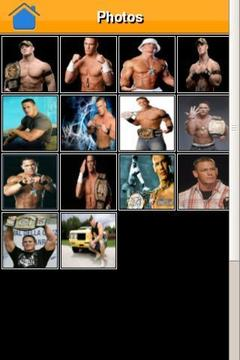WWE Cenation
