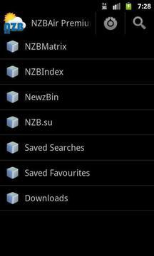 NZBAir Free - Usenet Browser